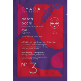 Patch Occhi n.3 Gyada Cosmetics
