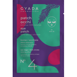 Patch Occhi n.4 Gyada Cosmetics
