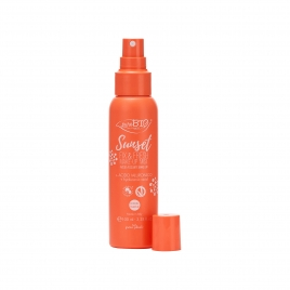 Sunset Fix & Fresh Make-up Mist Purobio